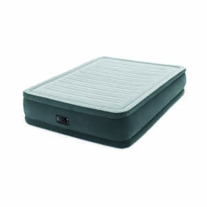 Intex  Elevated  Air Mattress  Queen  Pump Included