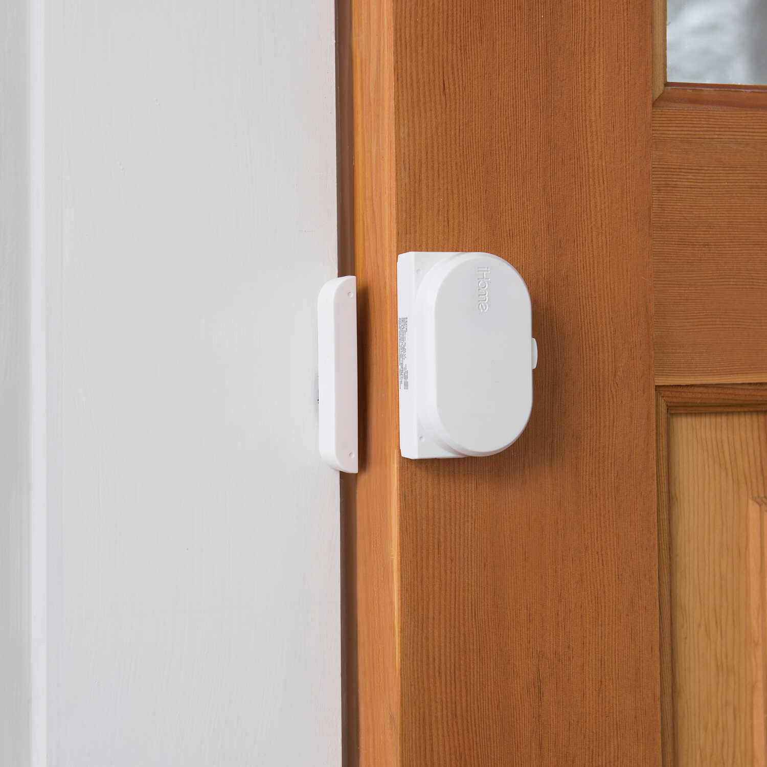 iHome  White  Plastic  Personal Security Alarm