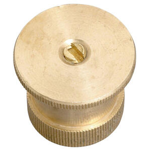 Orbit  Brass  Adjustable, 0-360 Degrees  Nozzle