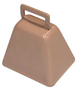 SpeeCo  Steel  1-5/8 in. H Cowbell
