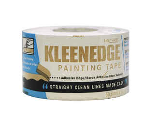 Trimaco  Kleen Edge  2 in. W x 180 in. L Brown  Regular Strength  Painter's Tape  1 pk