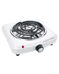 Proctor Silex  1 burners Chrome  Table Top Burner
