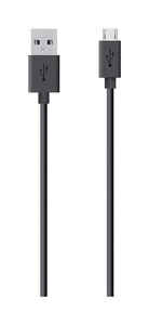 Belkin  MIXIT UP  Black  Cell Phone Accessories  4 ft. L x 4 ft. L For Android