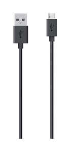 Belkin  MIXIT UP  4 ft. L x 4 ft. L Black  For Android Cell Phone Charger