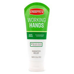 O'Keeffe's Working Hands No Scent Hand Repair Cream 3 oz. 1 pk