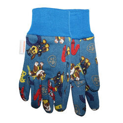 Midwest Quality Glove Nickelodeon Youth Cotton Blue Gloves