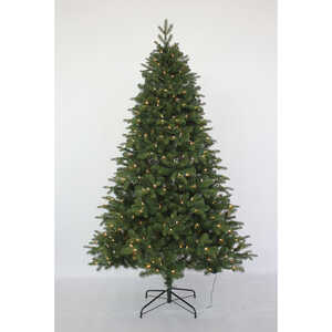 Celebrations  Color Changing  Prelit Echo Valley  LED Artificial Tree  7 ft. 450 lights 1538 tips