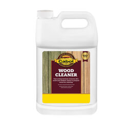 Cabot Wood Cleaner 1 gal.