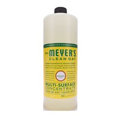 Mrs. Myers  Honeysuckle Scent Concentrated Organic All Purpose Cleaner  Liquid  32 oz.