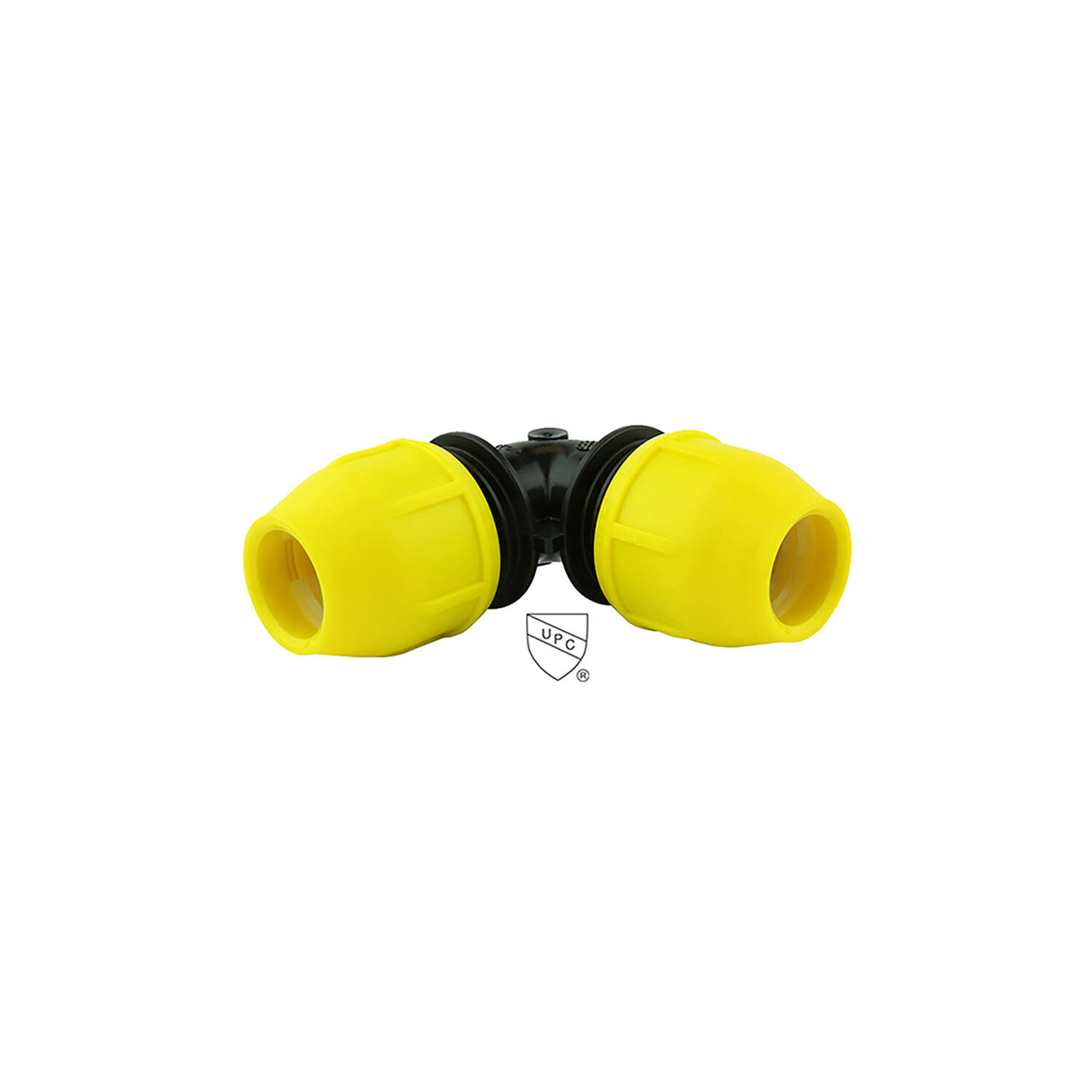 Home-Flex  Underground  1/2 in. IPS   x 1/2 in. Dia. IPS  Poly  Elbow