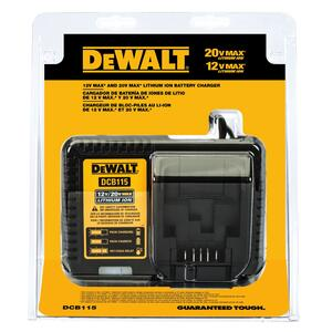 DeWalt  12 volt Lithium-Ion  Battery Charger  1 pc.