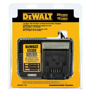 DeWalt  20 volt Lithium-Ion  Battery Charger  1 pc.