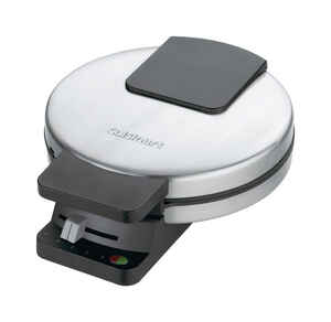 Cuisinart  Stainless Steel  Waffle Maker