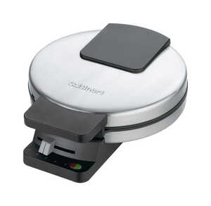 Cuisinart Large Stainless Steel Waffle Maker