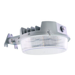Halo Dusk to Dawn Hardwired LED Gray Area Light