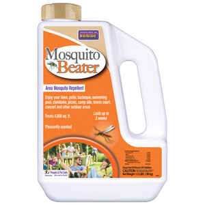 Bonide  Mosquito Beater  Insect Repellent  Granules  For Mosquitoes 1 gal.