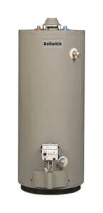 Reliance  Propane  Water Heater  50 in. H x 20 in. L x 20 in. W 30 gal.