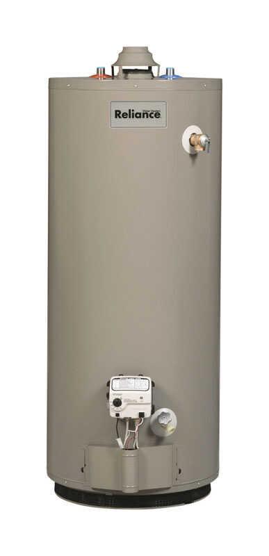 20 X 20 Strip Heater: Reliance Propane Water Heater 50 In. H X 20 In. L X 20 In
