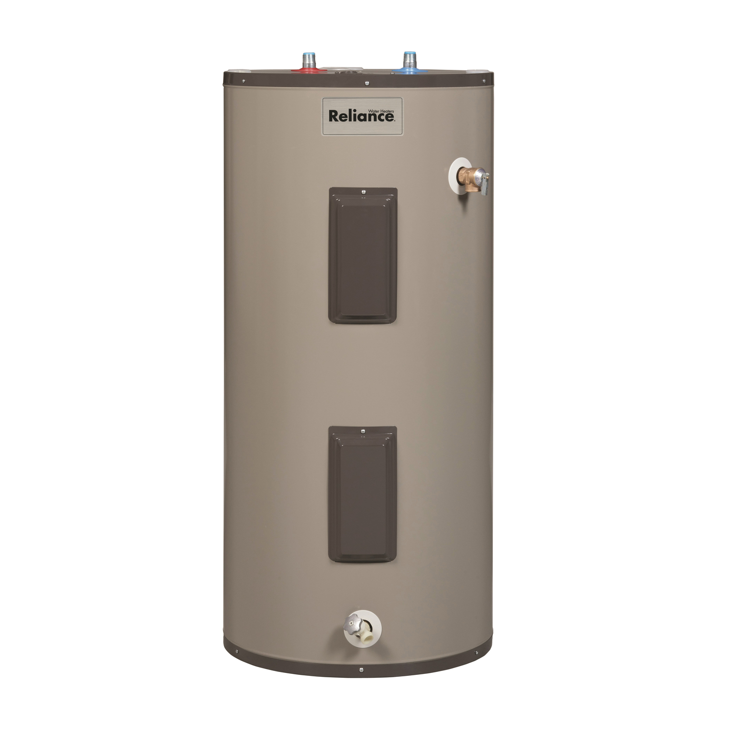 Reliance  Electric  Water Heater  50 in. H x 23 in. W x 23 in. L 50 gal.