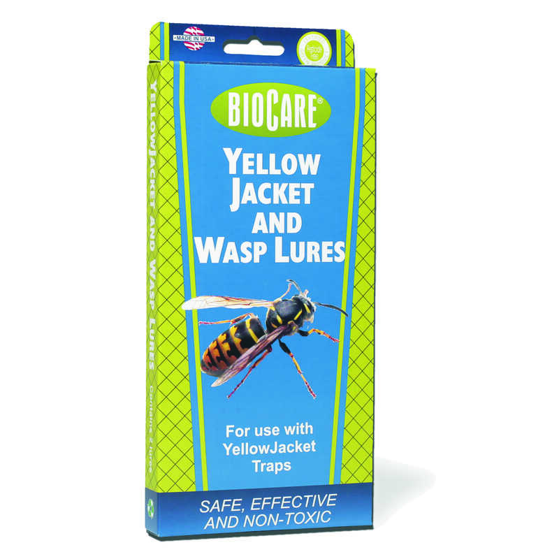 BioCare  Yellow Jacket and Wasp Lure  1 oz.