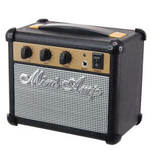 50 Fifty  Mini amp Speaker  1