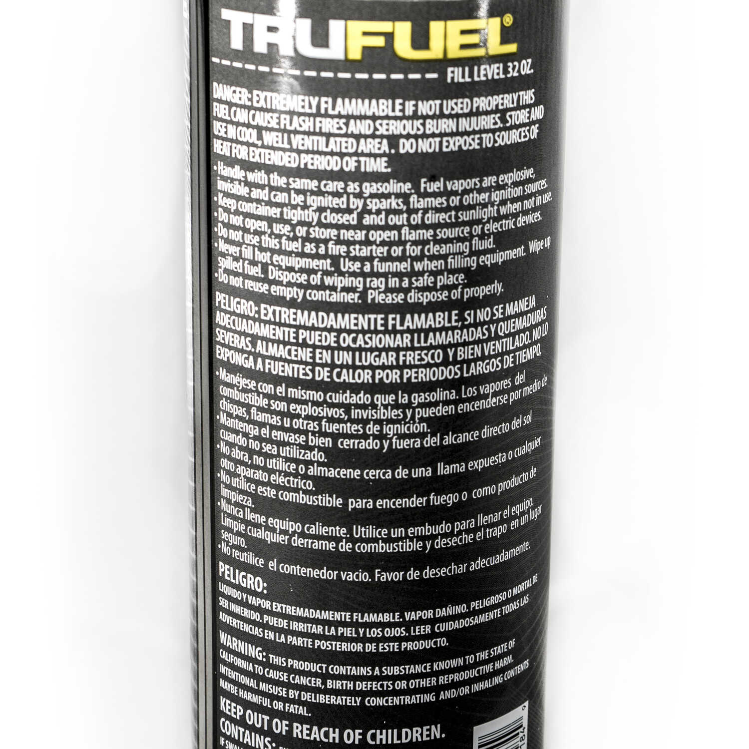 TruFuel 4 Cycle Engine Premium 4-Cycle Engineered Fuel 32 oz