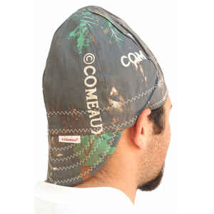 Forney  7-3/8 in. W Cotton  Welding Cap  0.12 lb. Multicolored  1 pc.