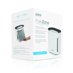 Pure Enrichment HEPA Air Purifier 200 sq. ft.