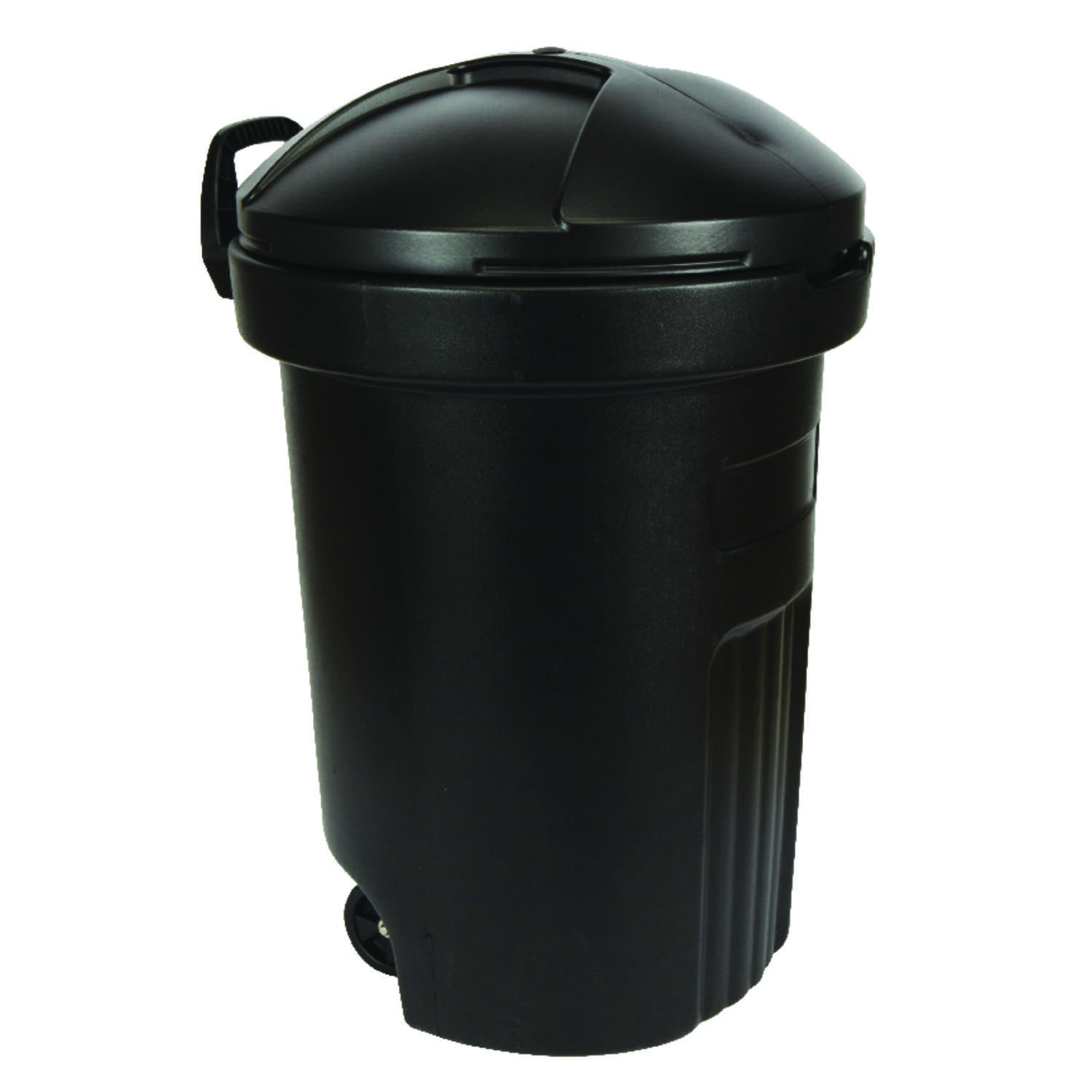 semco 32 gal plastic garbage can ace hardware