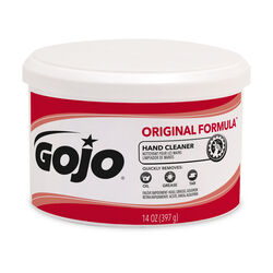 Gojo  Original Formula  Fragrance Free Scent Hand Cleaner  14 oz.