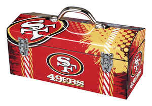 Sainty International  16.25 in. Steel  San Francisco 49ers