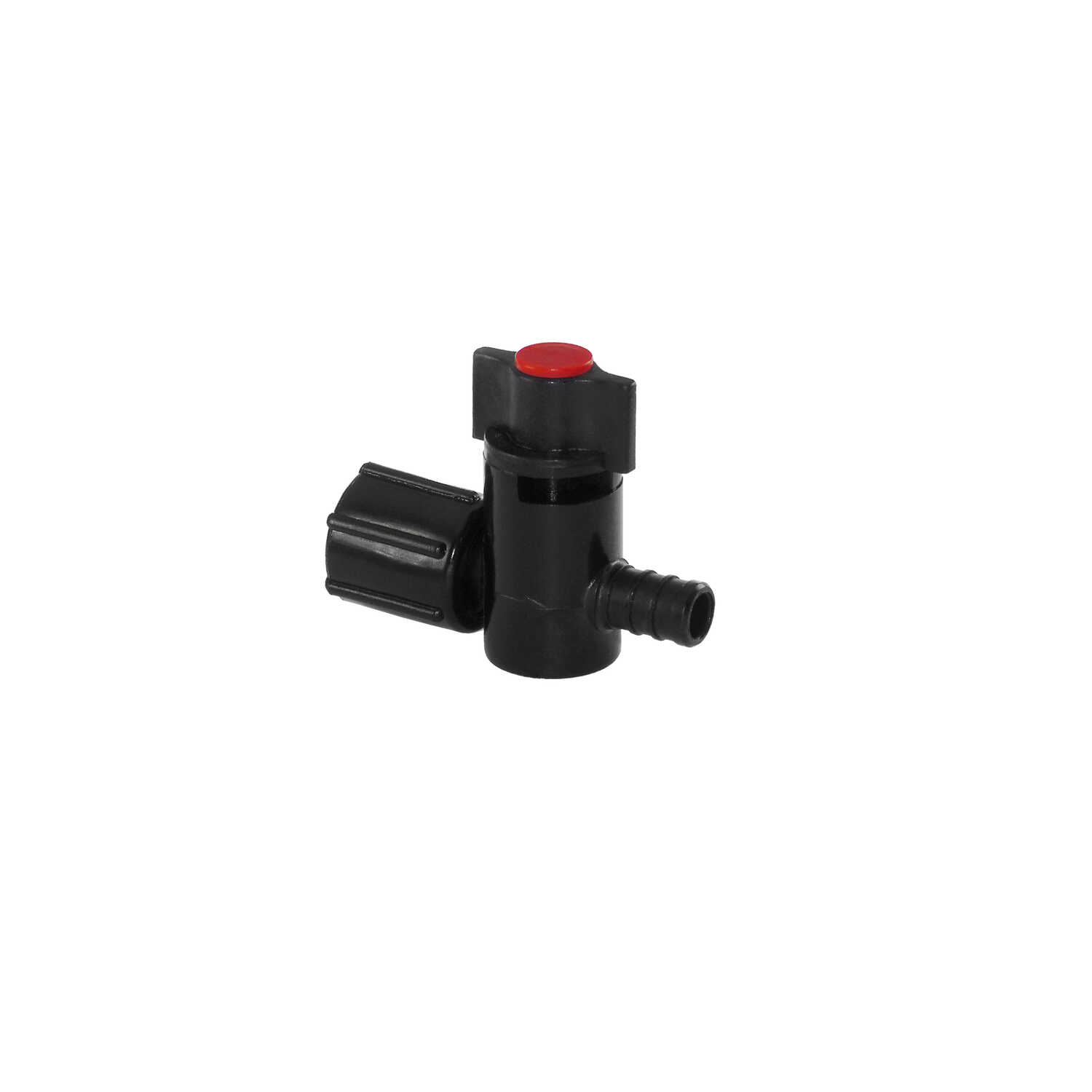 Flair-It  Ecopoly  1/2 in. PEX Barb   x 1/2 in. Dia. FPT  Swivel Valve