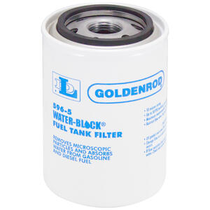 Goldenrod  Steel  Replacement Fuel Filter  25