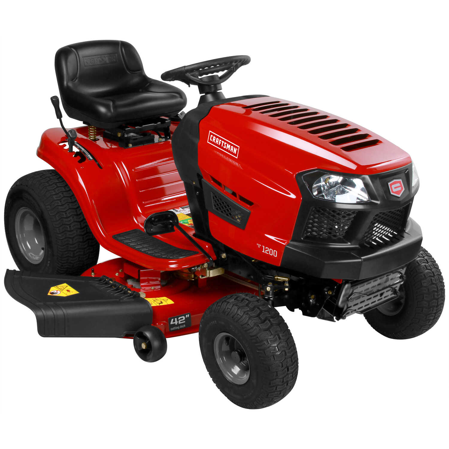 Craftsman  42 in. W Riding  420 cc Lawn Tractor