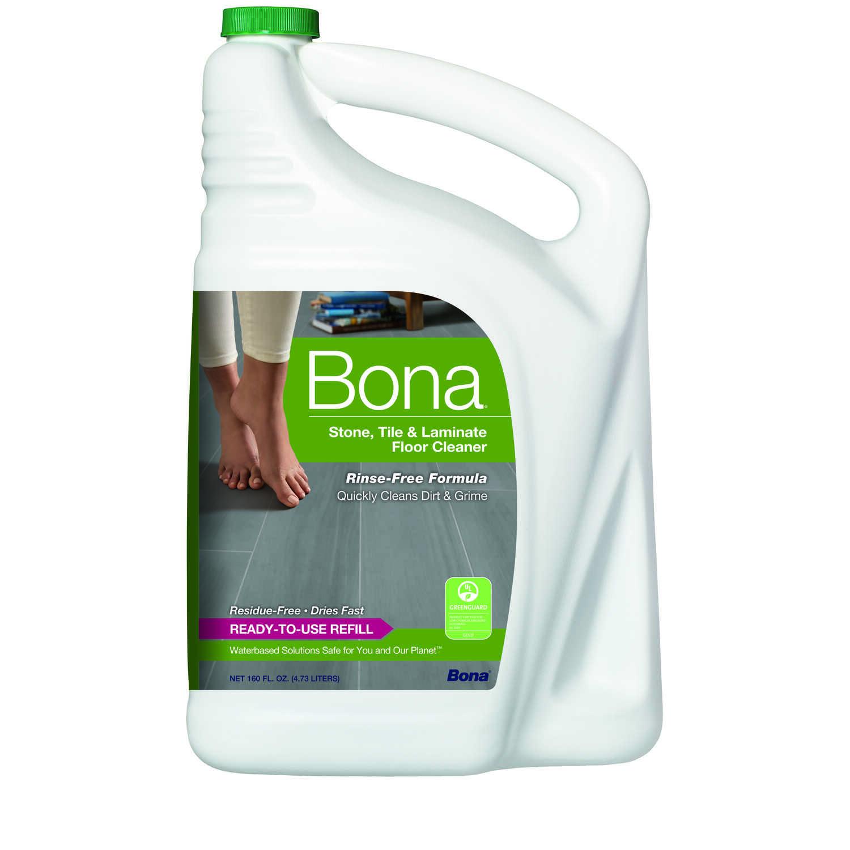 Bona No Scent Floor Cleaner Refill 160 Oz Liquid