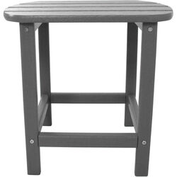 Hanover  Square  Gray  All Weather Collection  Side Table