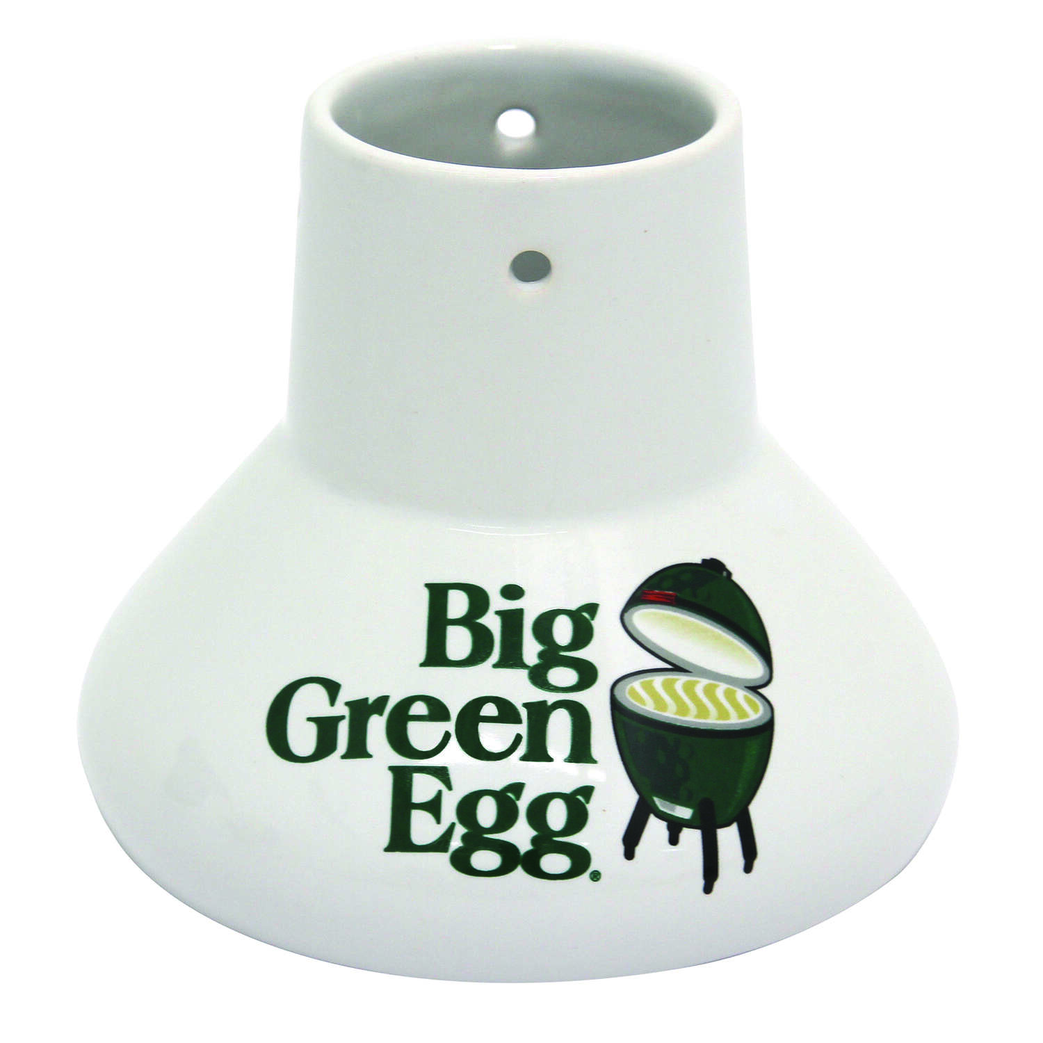 Big Green Egg  Poultry Roaster  5.25 in. L x 5.25 in. W