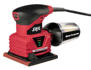 Skil  2  120 volts 4.5 x 4  Corded  14000 opm Palm Sander
