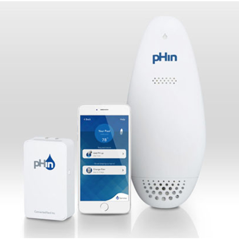 pHin  Smart Water Care  Electronic Chemical Monitor
