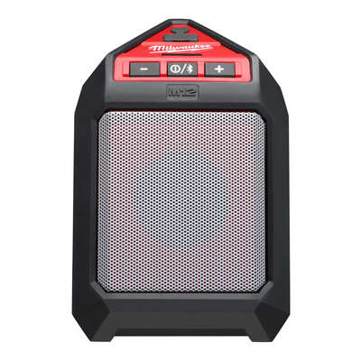 Milwaukee  M12  Wireless Bluetooth Weather Resistant Portable Speaker
