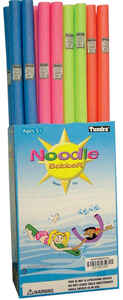 ITP  Assorted  Foam  Pool Noodle