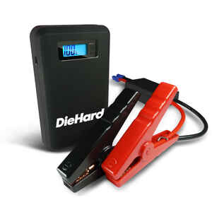 Red Fuel  Automatic  Battery Jump Starter  8000 amps