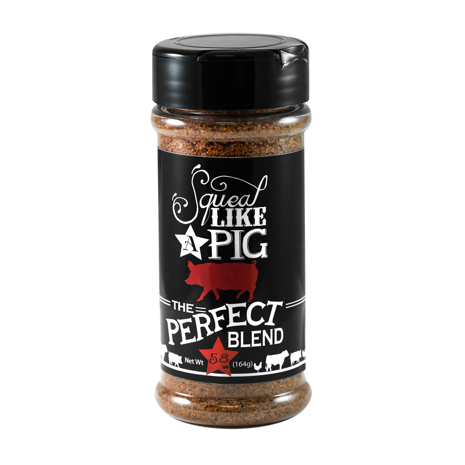 Squeal Like a Pig  Perfect Blend  BBQ Seasoning  5.8 oz.