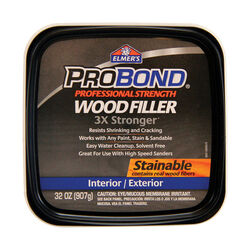 Elmer's  ProBond  Stainable Wood Filler  32 oz.