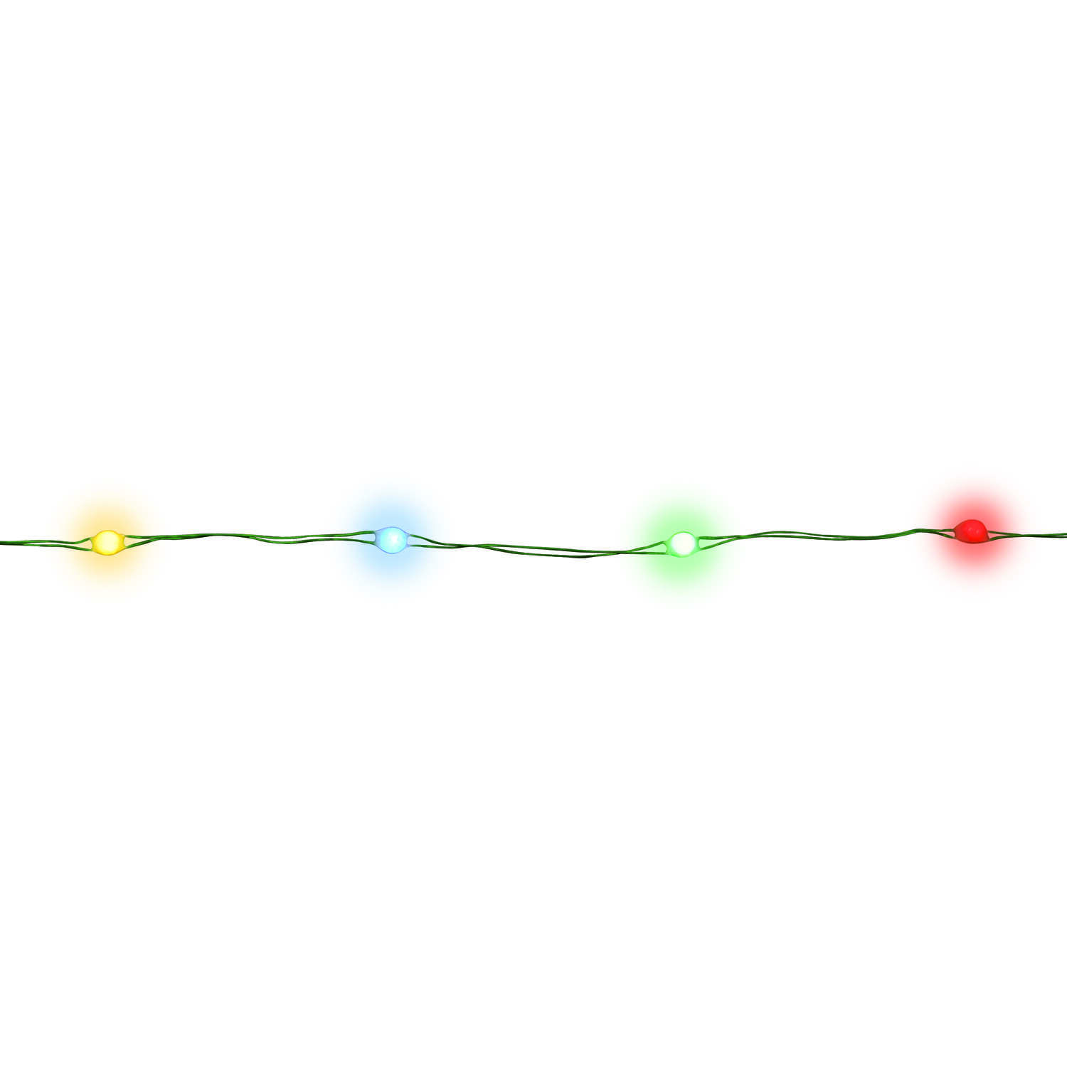 Celebrations  LED  Multicolored  270 count Multi Function  String Lights  90 ft.