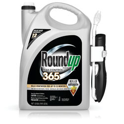 Roundup  Max Control 365  Vegetation Killer  RTU Liquid  1.33 gal.