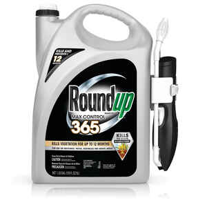 Roundup  Max Control 365  RTU Liquid  Vegetation Killer  1.33 gal.