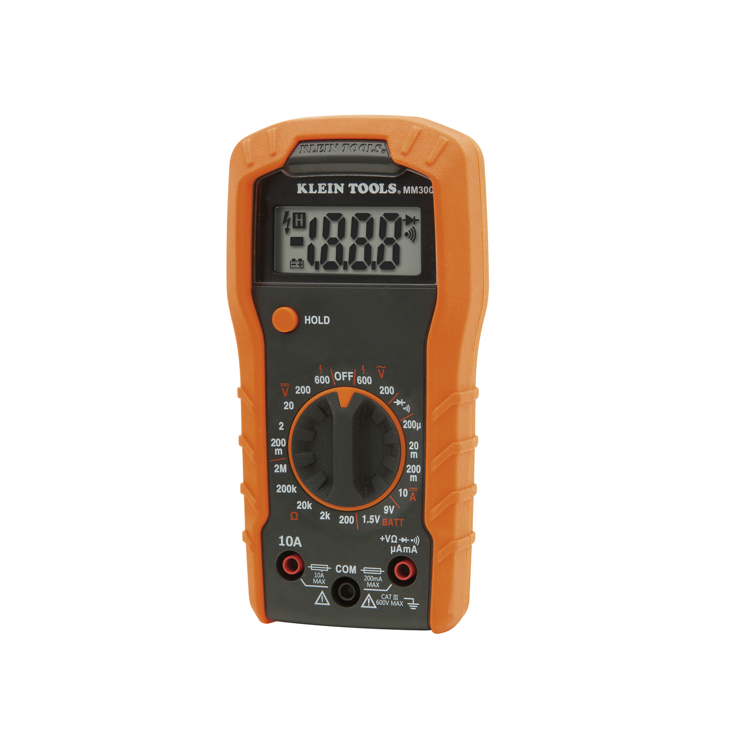 Klein Tools  Digital  Multimeter