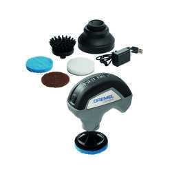 Dremel Versa 1/2 in. Cordless All-Purpose Tool Kit 4 volt 2200 rpm