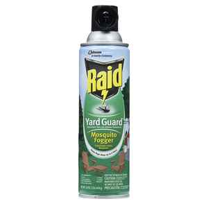 Raid  Yard Guard  Insecticide  16 oz.